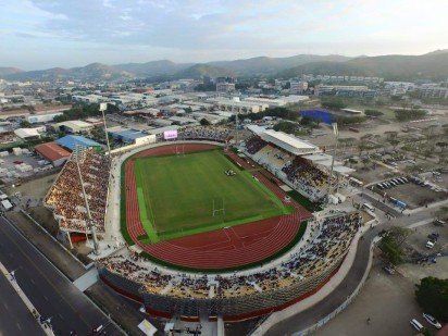Stadiums in Port Moresby